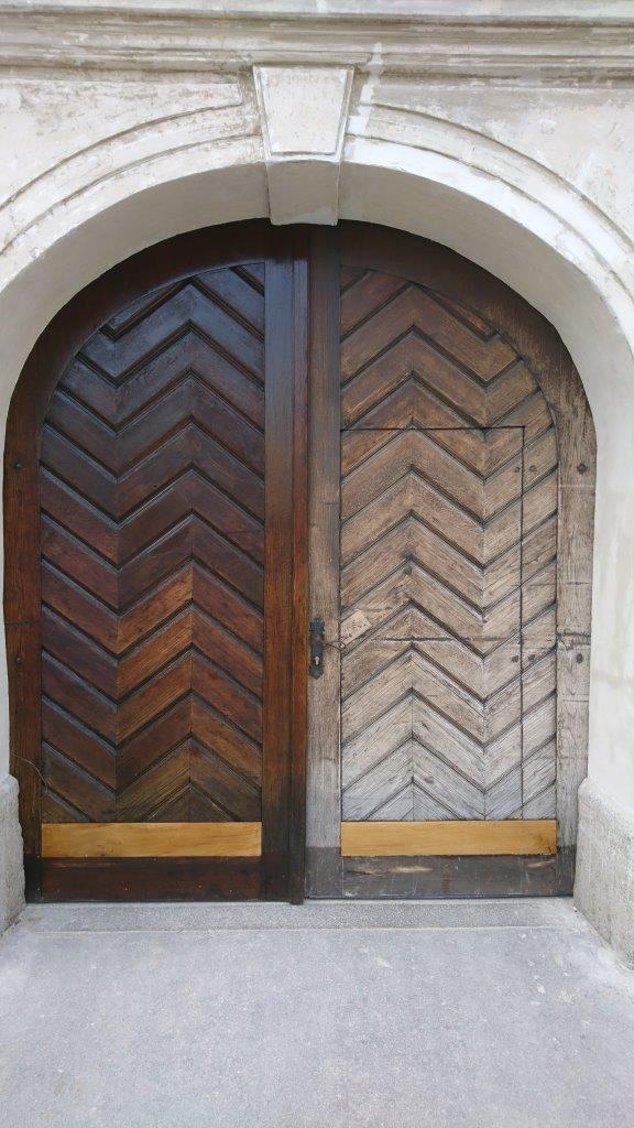 Tür Sanierung Tischlerei
